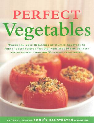 Perfect Vegetables Cover
