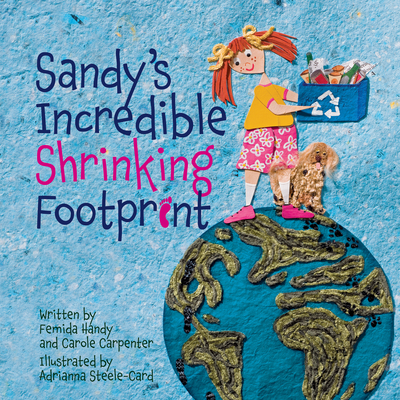 Sandy's Incredible Shrinking Footprint Cover