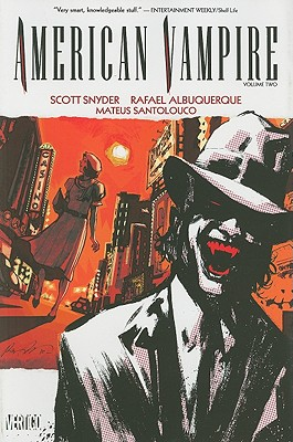 American Vampire, Volume Two Cover