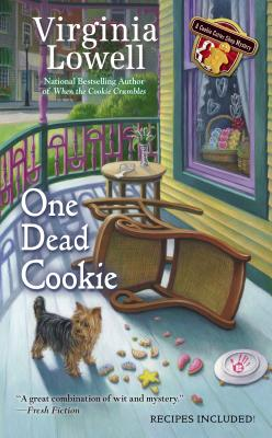 One Dead Cookie Cover