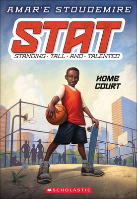 Home Court (STAT: Standing Tall and Talented #1) Cover Image