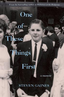 One of These Things First Cover Image