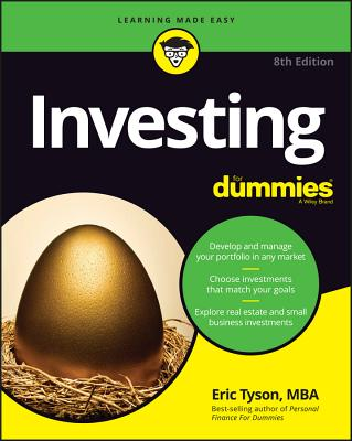 Investing for Dummies (For Dummies (Lifestyle)) Cover Image