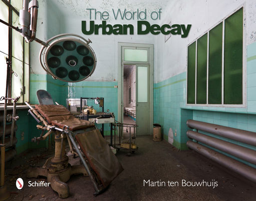 The World of Urban Decay Cover Image