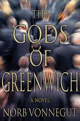 The Gods of Greenwich Cover