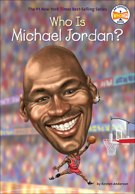 Who Is Michael Jordan? (Who Was?) Cover Image