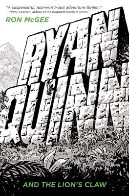 Ryan Quinn and the Lion's Claw Cover Image
