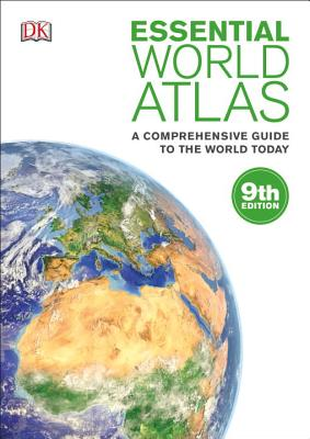 Essential World Atlas: A Comprehensive Guide to the World Today Cover Image