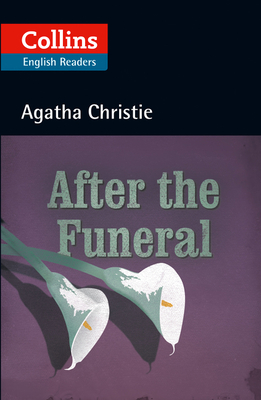 Cover for After the Funeral (Collins English Readers)