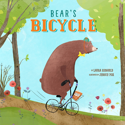 Bear's Bicycle Cover Image