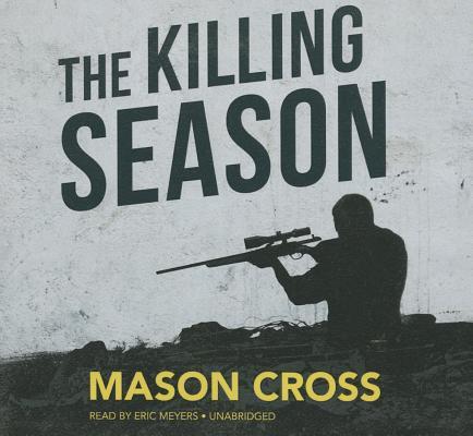 Cover for The Killing Season Lib/E (Carter Blake #1)