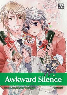 Cover for Awkward Silence, Vol. 6