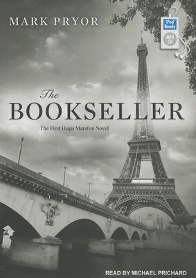 The Bookseller: The First Hugo Marston Novel (Hugo Marston Novels #1) Cover Image