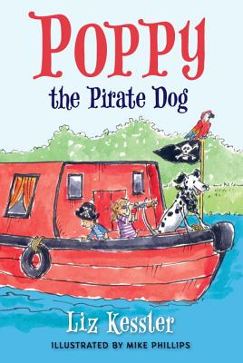 Poppy the Pirate Dog Cover