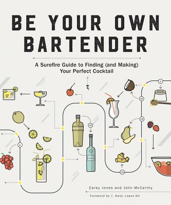 Be Your Own Bartender: A Surefire Guide to Finding (and Making) Your Perfect Cocktail Cover Image