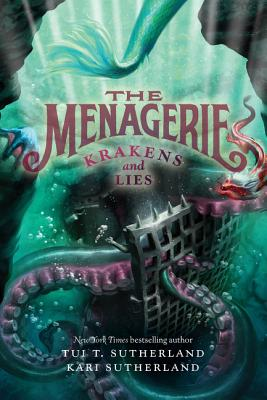 Cover for The Menagerie #3