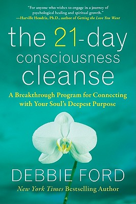 The 21-Day Consciousness Cleanse Cover