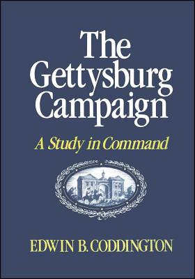 The Gettysburg Campaign: A Study in Command Cover Image