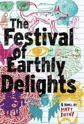 The Festival of Earthly Delights Cover