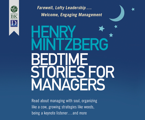 Cover for Bedtime Stories for Managers