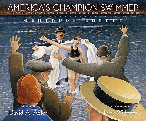America's Champion Swimmer Cover