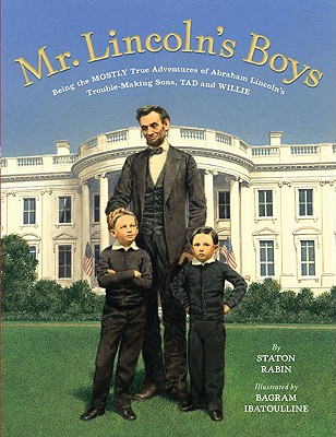 Mr. Lincoln's Boys Cover Image