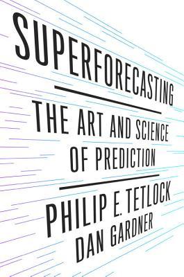 Superforecasting cover image
