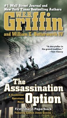 The Assassination Option (A Clandestine Operations Novel #2) Cover Image