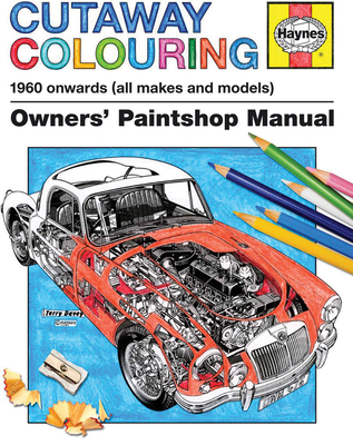 Cutaway Colouring 1960 onwards (all makes and models) Cover Image