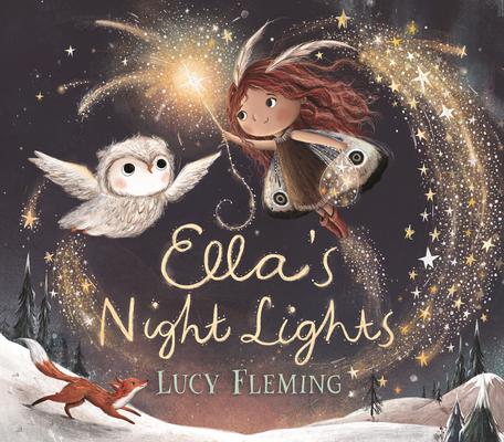 Ella's Night Lights Cover Image