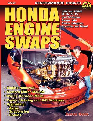 Honda Engine Swaps Cover Image