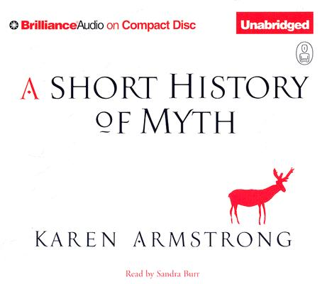 A Short History of Myth Cover