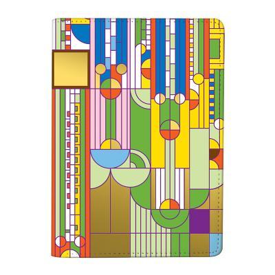 Frank Lloyd Wright Saguaro Passport Cover Cover Image