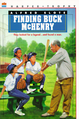 Finding Buck McHenry Cover