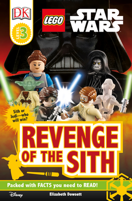 DK Readers L3: LEGO Star Wars: Revenge of the Sith (DK Readers Level 3) Cover Image