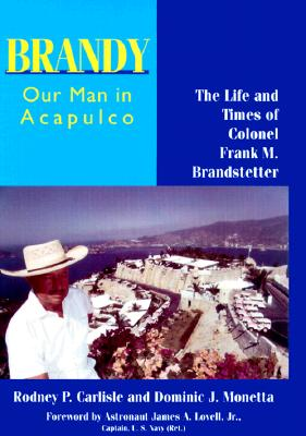 Cover for Brandy, Our Man in Acapulco