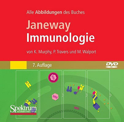 Janeway Immunologie Cover Image