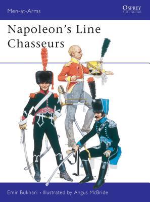 Napoleon's Line Chasseurs Cover