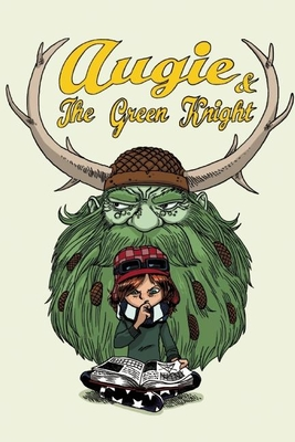 Augie and the Green Knight Cover Image