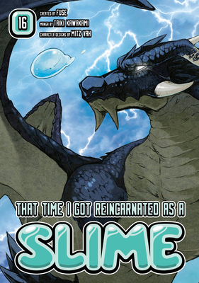 That Time I Got Reincarnated as a Slime 16 Cover Image