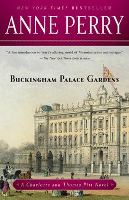 Buckingham Palace Gardens Cover