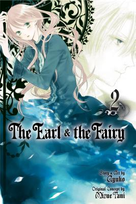 The Earl and the Fairy, Volume 2 Cover