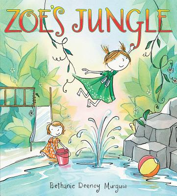 Zoe's Jungle Cover Image