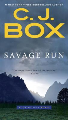 Savage Run (A Joe Pickett Novel #2) Cover Image