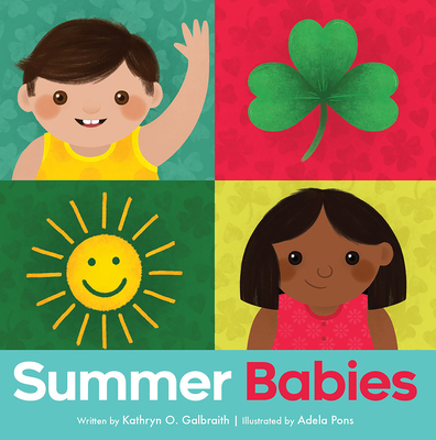 Cover for Summer Babies (Babies in the Park)