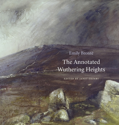 The Annotated Wuthering Heights Cover Image