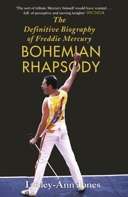 Freddie Mercury: The Definitive Biography Cover Image