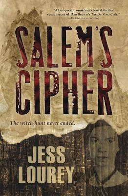 Salem's Cipher (Salem's Cipher Mystery #1) Cover Image