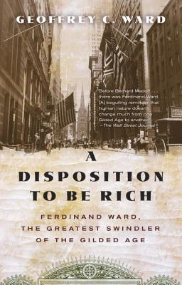 A Disposition to Be Rich Cover