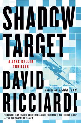 Shadow Target (A Jake Keller Thriller #4) Cover Image